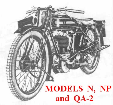Models N, NP and QA-2