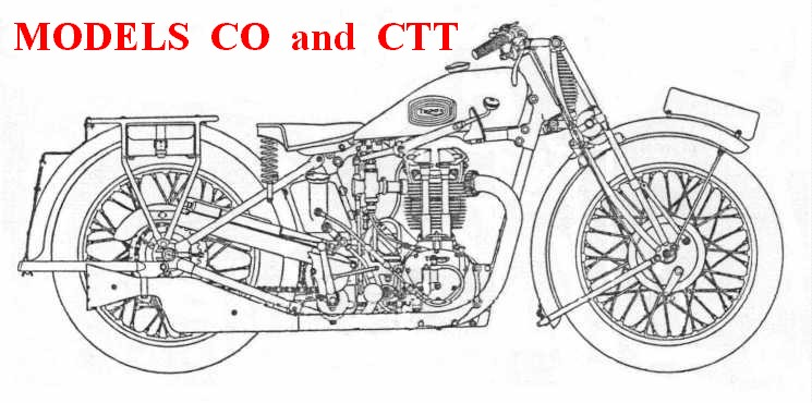Models CO and CTT